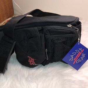 Daddy Gear Ultimate Diaper Bag/fan pack NEW w/tag